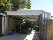 Carport additions